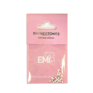 Light Pink Rhinestones #6, 50 pcs