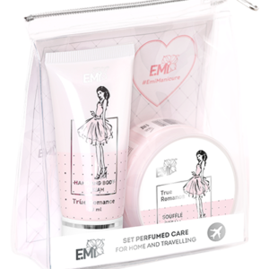 True Romance Perfumed Care Set- Extra-Nourishing and Ultra-Moisturizing