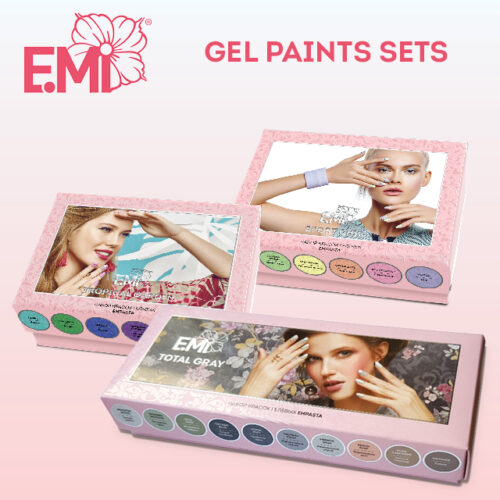 Gel Paint Sets