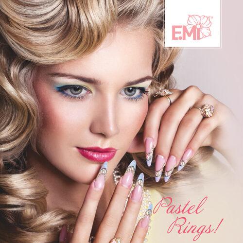 Pastel Rings