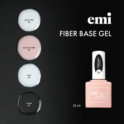 Fiber Base Gels