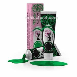Glossemi Gel Paint- Green Emerald, 5ml