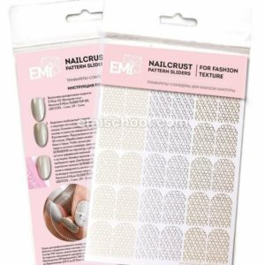 Nailcrust Pattern Slider Petals #29