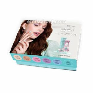 City Woman Gel Paints Set