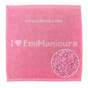 E.Mi Branded Manicure Towel
