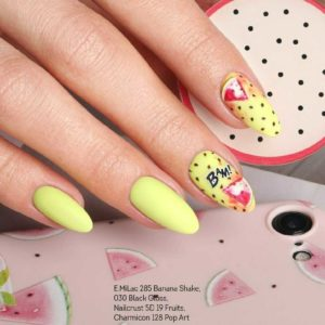 5D Nailcrust #19 Fruits