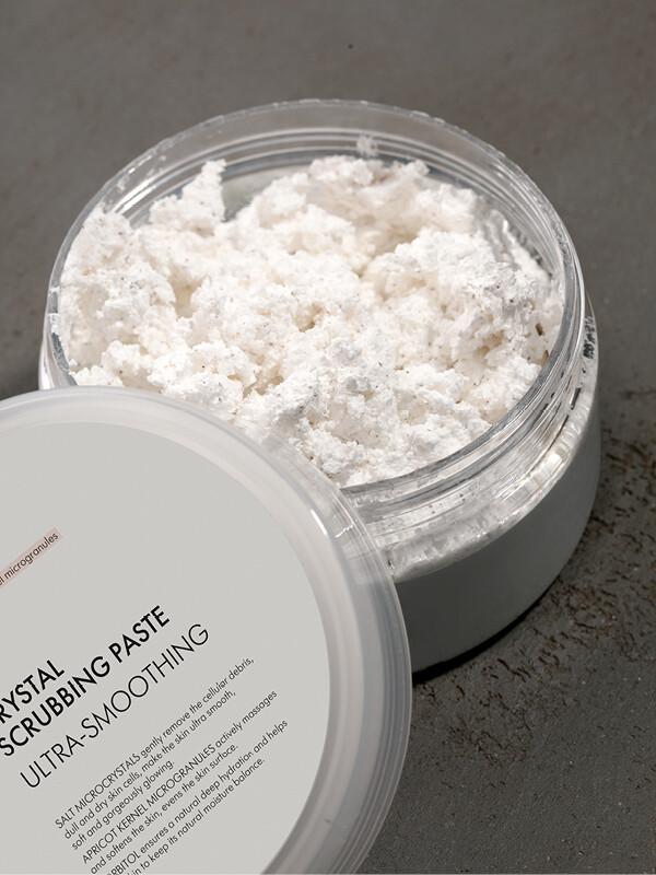 Crystal Scrubbing Paste, 150g