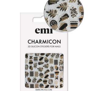 Charmicon 3D Silicone Stickers #187 Accents