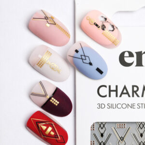 Charmicon-3D-Silicone-Stickers-194-Graceful-Geometry-2
