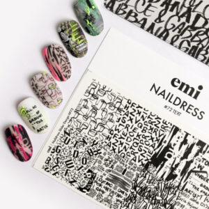 Naildress Slider Design #72 Text